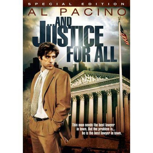 ...And Justice For All (DVD) - image 1 of 1