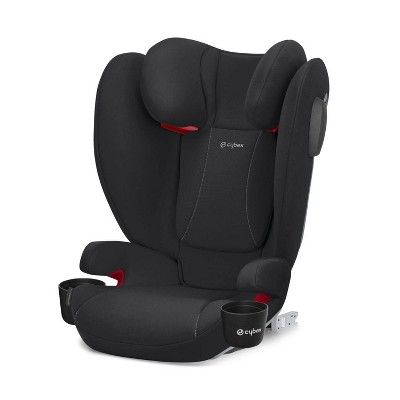 Cybex Solution B2-Fix + Lux Booster Car Seat