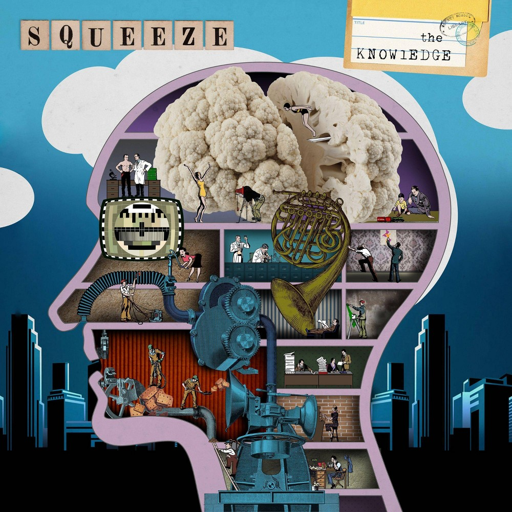 Squeeze Knowledge Cd