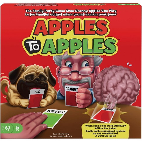 Apples to Apples Family Party Game - image 1 of 4