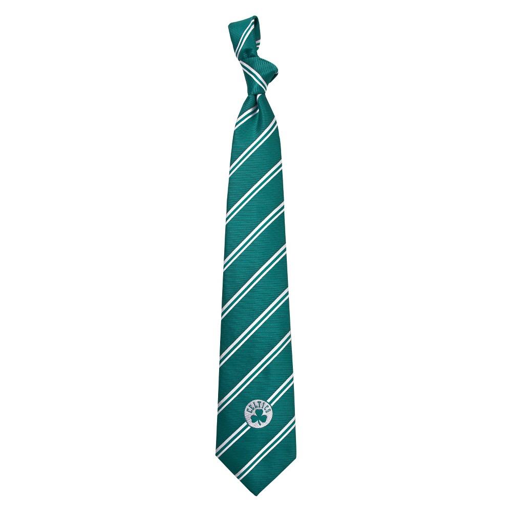 Eagles Wings Boston Celtics Stripe One Necktie, Men's