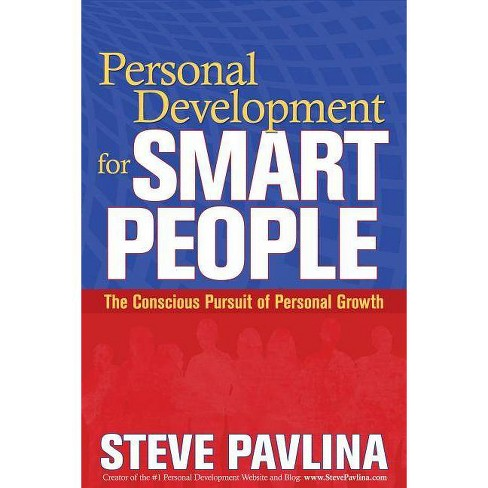Personal Development for Smart People - by  Steve Pavlina (Paperback) - image 1 of 1