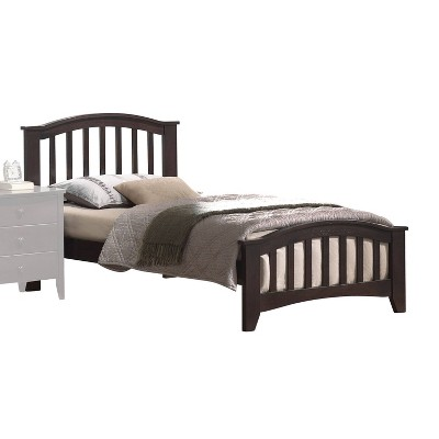 Twin San Marino Kids' Bed Dark Walnut - Acme Furniture