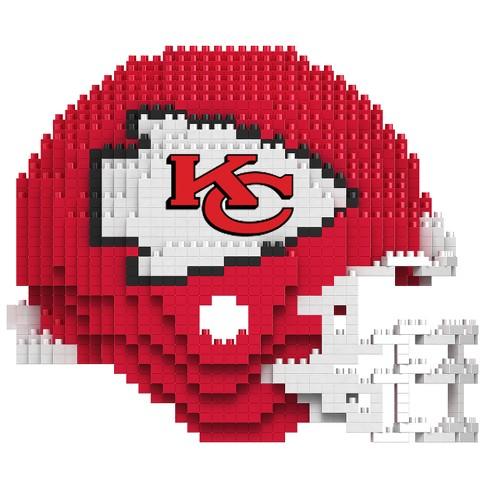 6794ef2ac22 NFL Kansas City Chiefs 3D BRXLZ Mini Helmet   Target