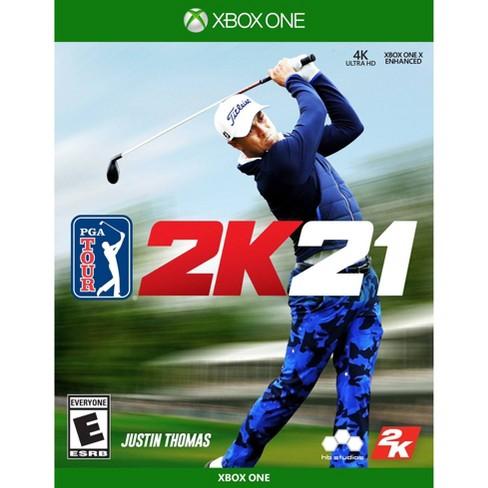 PGA Tour 2K21 - Xbox One - image 1 of 4