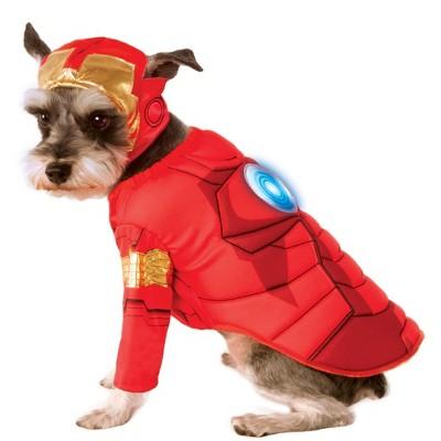 Rubies Iron Man Deluxe Pet Costume