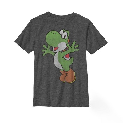 Boy's Nintendo Mario Sidekick Yoshi T-Shirt