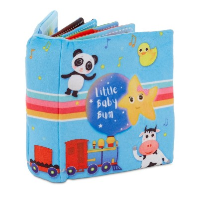 Little Tikes Little Baby Bum Nursery Rhyme Singing Soft Storybook