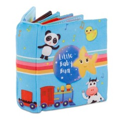 Little Tikes Little Baby Bum Nursery Rhyme Singing Soft Storybook