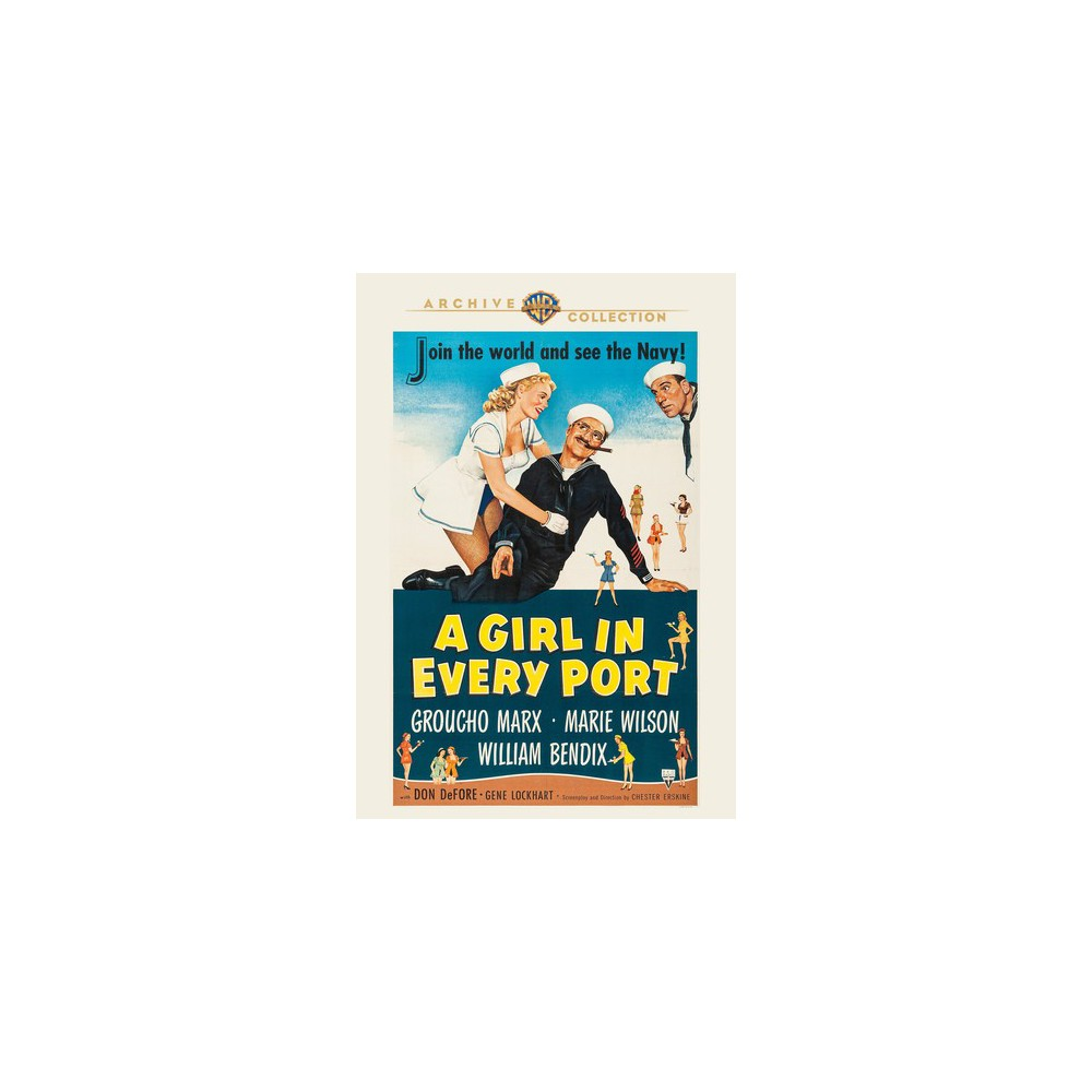 Girl In Every Port (Dvd), Movies