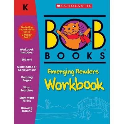 Bob Books Emerging Readers Workbook -  (Bob Books) by Lynn Maslen Kertell (Paperback)