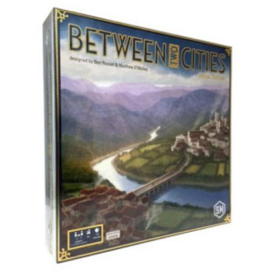 Between Two Cities (Special Edition) Board Game