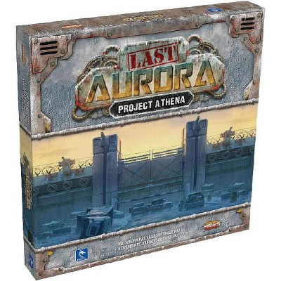 Last Aurora - Project Athena Expansion Board Game