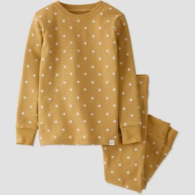 Toddler 2pc Pajama Set - little planet by carter's Orange