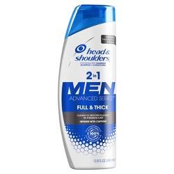 Head & Shoulders Full & Thick Dandruff 2-in-1 Shampoo + Conditioner - 12.8 fl oz