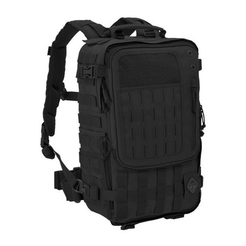 Hazard 4 Second Front Tactical Gear Rotatable Sling Duffel Bag Backpack, Black - image 1 of 3
