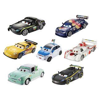 Disney/Pixar Cars Tokyo Race Die-Cast 7-Car Gift Pack