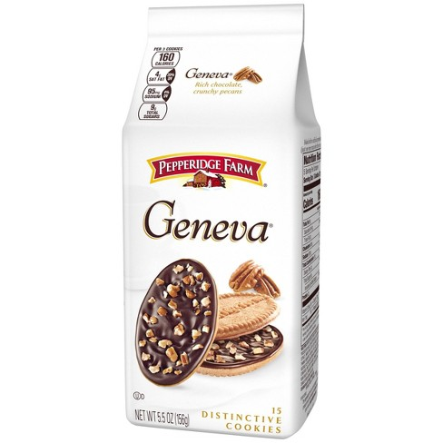 Pepperidge Farm Geneva Cookies 5 5oz Target