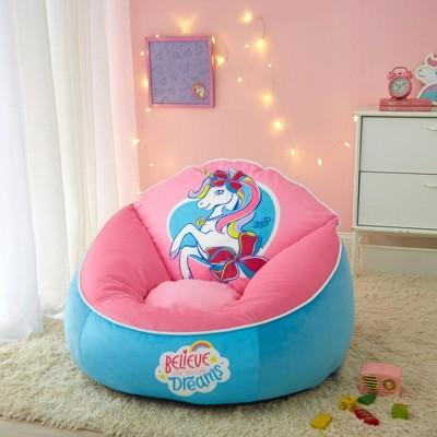 JoJo Siwa Unicorn Bean Bag Chair