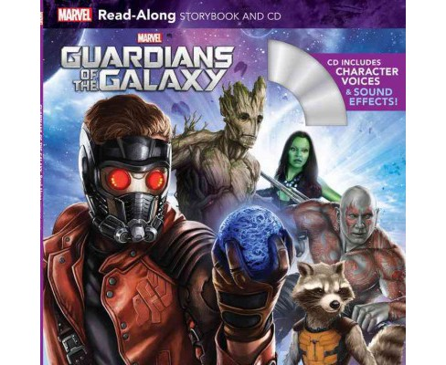 Guardians of the Galaxy (Paperback) (Megan Ilnitzki) - image 1 of 1
