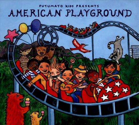 Putumayo presents - American playground (CD) - image 1 of 1