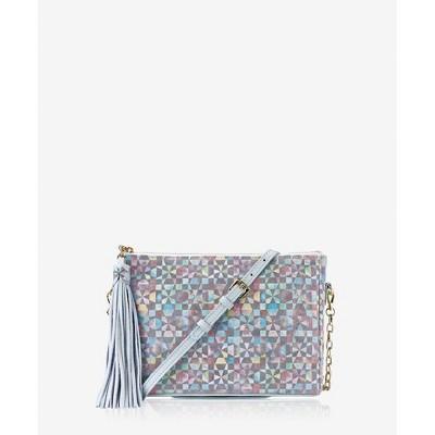 GiGi New York Multicolored Hailey Crossbody Bag