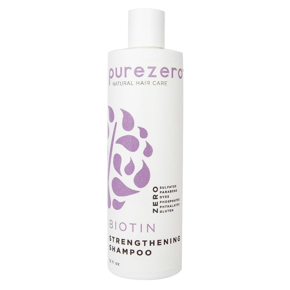 Image of Purezero Biotin Strengthening Shampoo - 12 fl oz