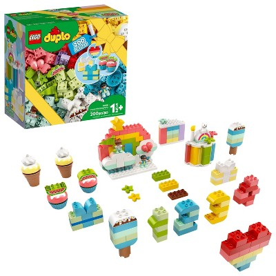 LEGO DUPLO Classic Creative Birthday Party 10958