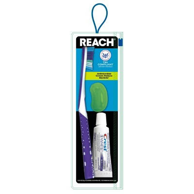 Reach Toothcare Set - Trial Size