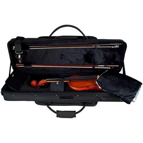 5c34f3de0d89 Protec Travel Light Violin Pro Pac Case