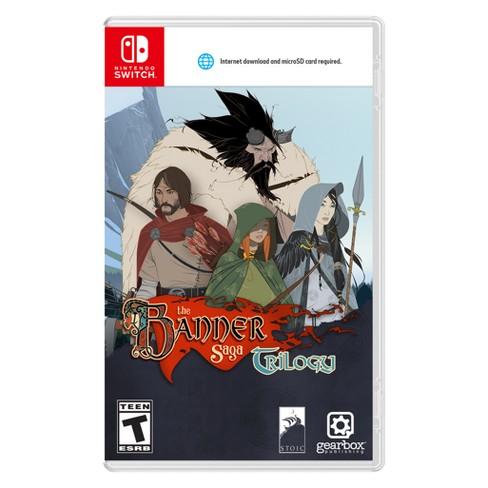 The Banner Saga Trilogy Nintendo Switch Target