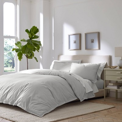 T300 Solid Comforter Set - Martex