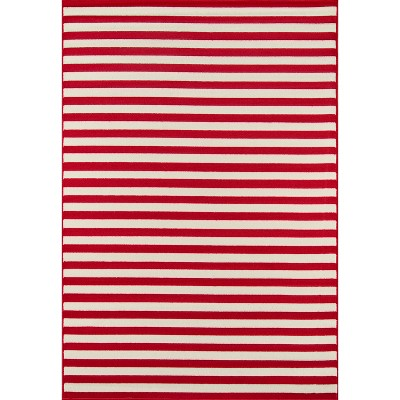 Fretwork Stripes Rug