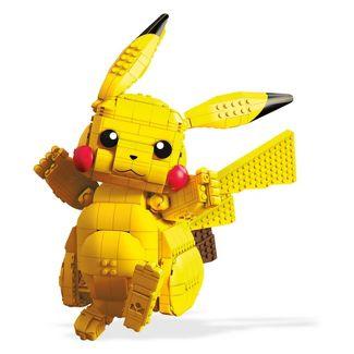 MEGA Construx Pokemon Jumbo Pikachu - 806pc