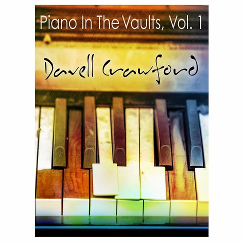 Davell crawford - Piano in the vaults vol 1 (CD) - image 1 of 1