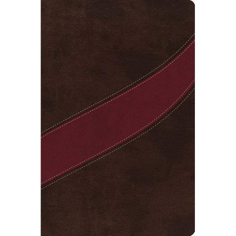 MacArthur Study Bible-NASB - by  Thomas Nelson (Leather_bound) - image 1 of 1