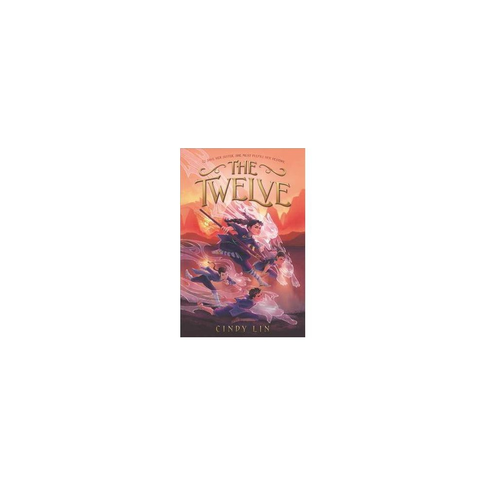Twelve - by Cindy Lin (Hardcover)