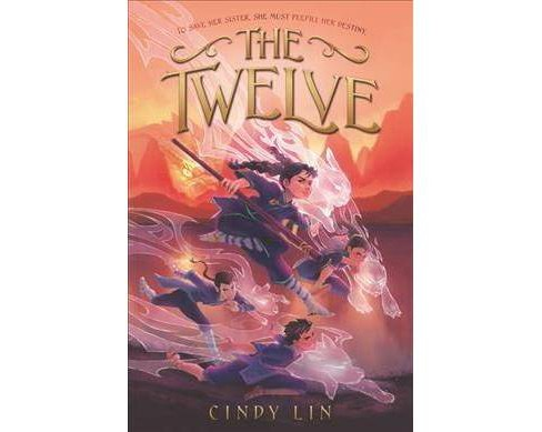 Twelve -  by Cindy Lin (Hardcover) - image 1 of 1