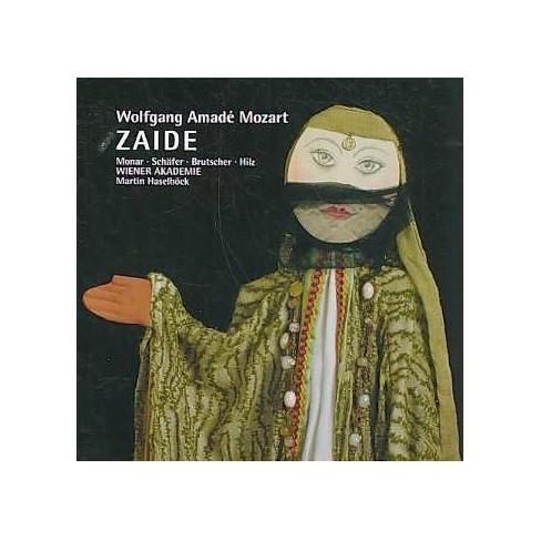Wiener Akademie - Mozart: Zaide (CD) - image 1 of 1