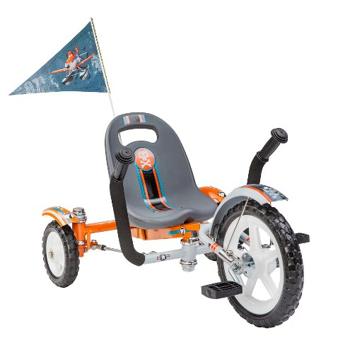 Mobo Tot Disney Planes Three Wheeled Cruiser Tricycle - Orange - image 1 of 1