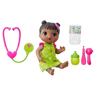 Baby Alive Better Now Bailey - Green Dress