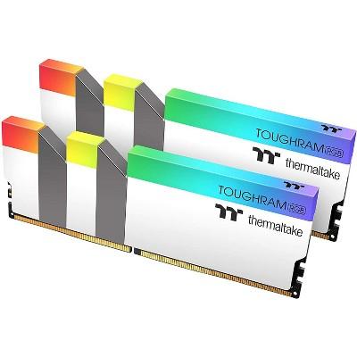 Thermaltake TOUGHRAM RGB Memory DDR4 4000MHz 16GB (8GB x 2)-White