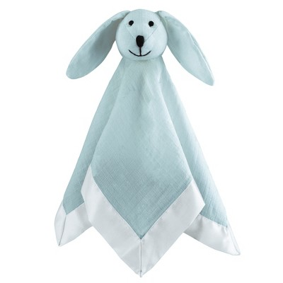 Aden by Aden + Anais Security Blanket Muslin Lovey - Winter Sky - Light Blue