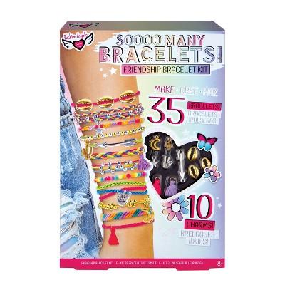 Fashion Angels Soooo Many Bracelets Friendship Bracelet Kit