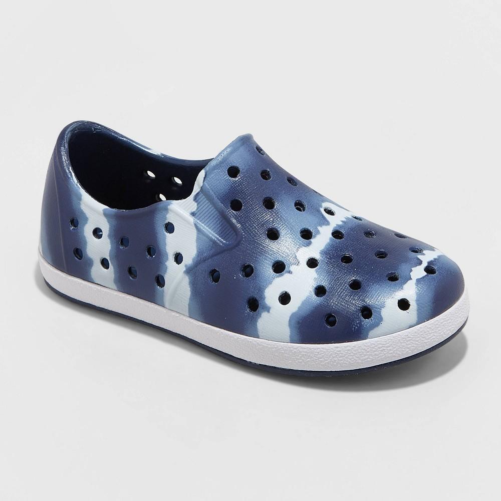 Toddler Jese Eva Apparel Water Shoes Cat 38 Jack 8482 Blue 11