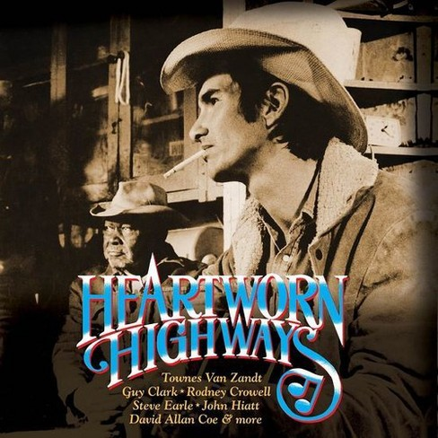 Various - Heartworn highways (Ost) (CD) - image 1 of 1