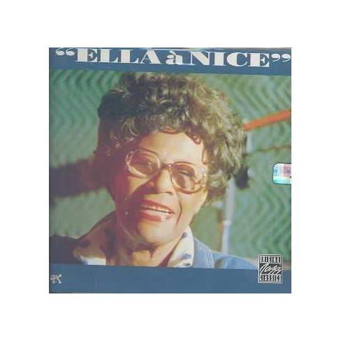 Ella Fitzgerald - Ella a Nice (CD) - image 1 of 1