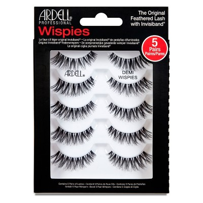 Ardell Eyelash Demi Wispies Black   5ct by Ardell