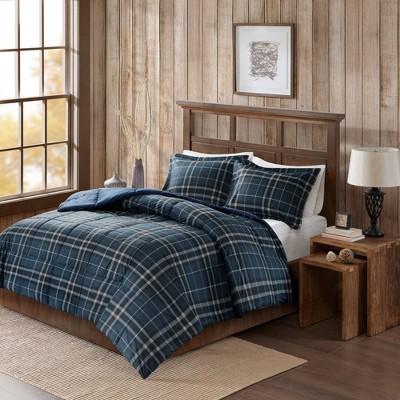 Flint CozySpun Down Alternative Comforter Set