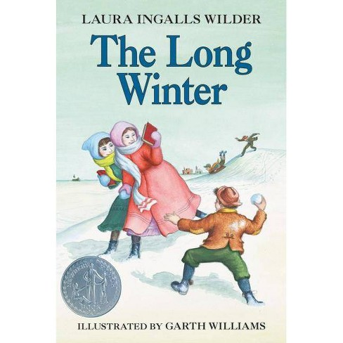 The Long Winter - (Little House (Original Series Paperback)) by  Laura Ingalls Wilder (Paperback) - image 1 of 1